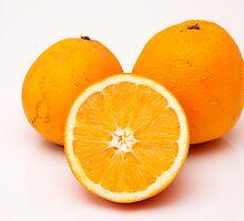orange fruit by arnau2098