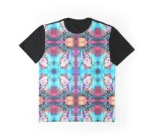 Down to the Last Minute Pattern Graphic T-Shirt