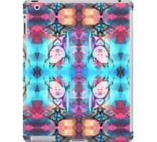 Down to the Last Minute Pattern iPad Case/Skin