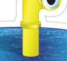 The Yellow Submarine  Sticker
