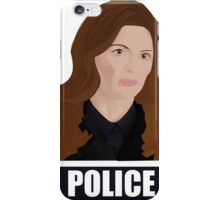 Detective Kate Beckett iPhone Case/Skin