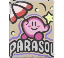 Kirby Parasol iPad Case/Skin