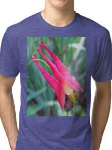 little pink Tri-blend T-Shirt