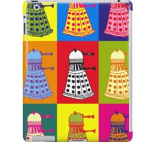 Andy Warhol Daleks iPad Case/Skin