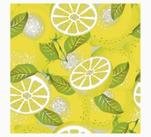 Lemon background T-Shirt