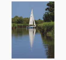Sailing on the Norfolk Broads Kids Clothes