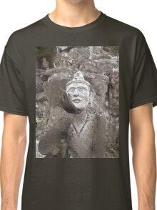Buddha Asks Why 5 Classic T-Shirt