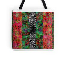 Field of Psychedelic Nightmares Tote Bag
