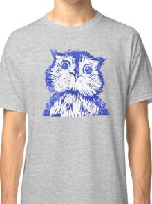 Smile When you're Blue  Classic T-Shirt