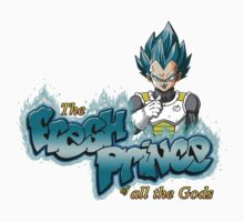 The Fresh Prince of All The Gods One Piece - Short Sleeve