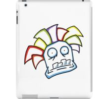 Retro Tiki Mask iPad Case/Skin