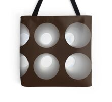 sky ceiling light pipes Tote Bag