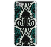 Squid Ink Pattern iPhone Case/Skin