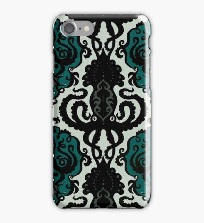 Squid Ink Pattern iPhone Case/Skin