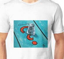 Taking a Chance  Unisex T-Shirt