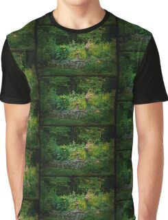 A Garden In The Woods Graphic T-Shirt