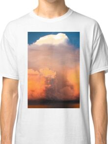 Cloud Explosion Classic T-Shirt
