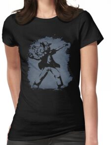 Banksy Pokeball Womens Fitted T-Shirt