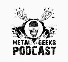 Metal Geeks Podcast - Zombie design Unisex T-Shirt