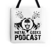 Metal Geeks Podcast - Zombie design Tote Bag