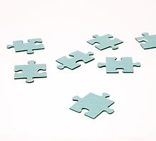 jigsaw pieces by arnau2098