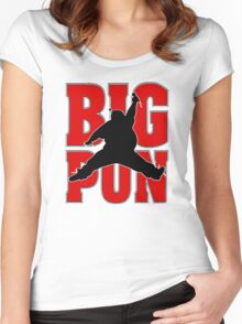 Big Pun Ressurection Women's Fitted Scoop T-Shirt