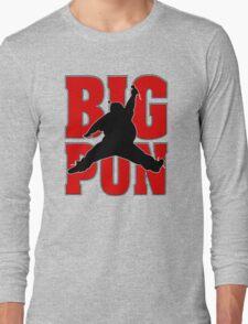 Big Pun Ressurection Long Sleeve T-Shirt
