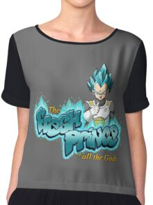 The Fresh Prince of All The Gods Chiffon Top