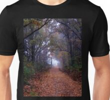 That Scary Trail Again... Unisex T-Shirt