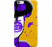 Audience Precipitation iPhone Case/Skin