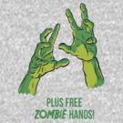 Plus Free Zombie Hands Garden by sastrod8