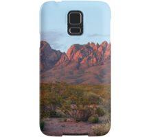 Organ Mountains At Sunset Samsung Galaxy Case/Skin