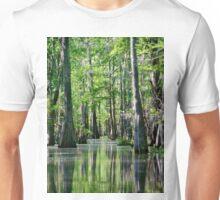 Atchafalaya Basin Canal Unisex T-Shirt