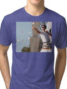 Wolf Of Wall Street Tri-blend T-Shirt