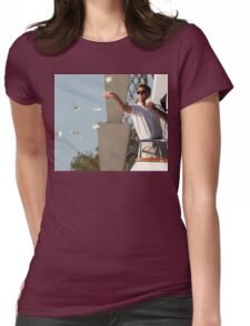 Wolf Of Wall Street Womens Fitted T-Shirt