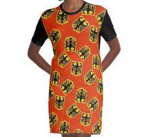Deutschland ( Bundesadler) Graphic T-Shirt Dress