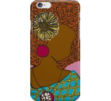 """The Beauty within"", Naturally Beautiful   iPhone Case/Skin"