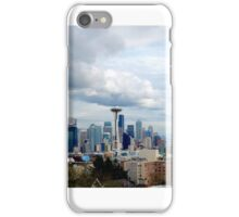 Seattle Landscape iPhone Case/Skin
