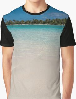 Aitutaki sands Graphic T-Shirt