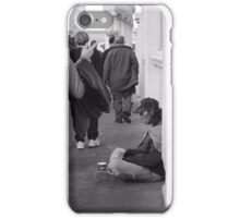 The Lonely Man iPhone Case/Skin