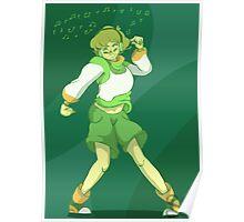Dancing Pidge  Poster