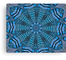 Patterns of the Ocean Canvas Print