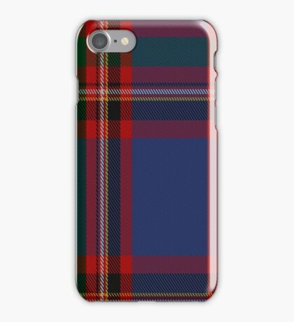 01292 San Jose Jingle Fashion Tartan iPhone Case/Skin