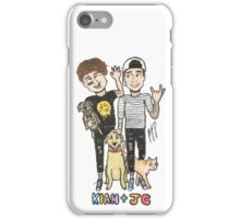 Kian & Jc iPhone Case/Skin