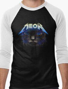 Metallicat Men's Baseball ¾ T-Shirt