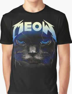 Metallicat Graphic T-Shirt