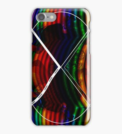 Colorful bows iPhone Case/Skin