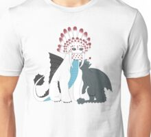 Bewilderbeast and Red Death Unisex T-Shirt