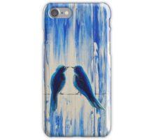 In the Calm Rain iPhone Case/Skin