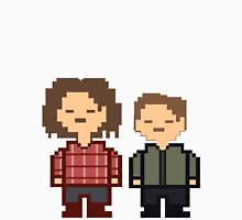 Sam and Dean Winchester Inspired by Undertale - Supernatural Unisex T-Shirt